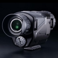 Новый модный телескоп Монокуляр ночного видения Инфракрасный цифровой осциллограф дальние встроенные камеры съемки
