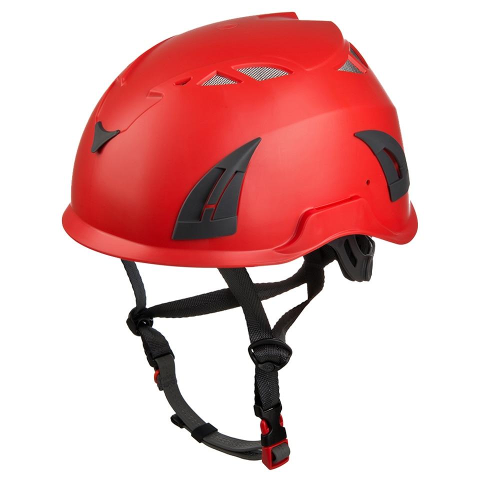 LOCLE Rock Climbing Helmet 7 Colour Safety Climbing Helmet Ultralight CE Certification Size 55 62 CM