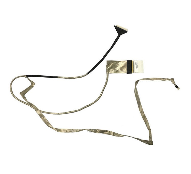 Computer & Office Wzsm New Lcd Cable For Lenovo Ideapad G770 G780 Lvds Screen Video Flex Cable Dc020017d10