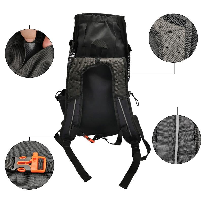 Outdoor Dog Backpack Carrier 8