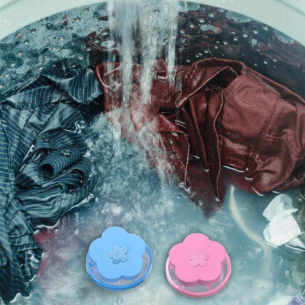 Máquina de lavar roupa Saco de Roupa de Malha de Filtro de Fiapos Apanhador de Cabelo Flutuante Bola Bolsa best selling 2019 produtos para casa aparelhos