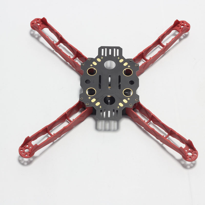 Totem Q380 380mm FPV 4 Axis Mini Quadcopter Frame Kit for CC3D Flight Control Board коммутатор d link switch dgs 1100 08 dgs 1100 08