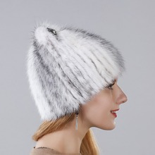 Cute Fur Hat Cat Ears
