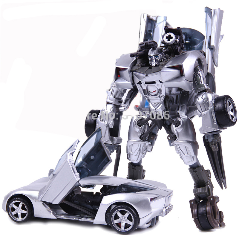 Transformation Sliver Sideswipe Human Alliance Movie Revenge of the Fallen Version KO Action Figure Robot Toys