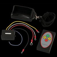 Likebuying 12V Wireless Remote Control Switch Kit For Truck Jeep ATV Winch Brand New