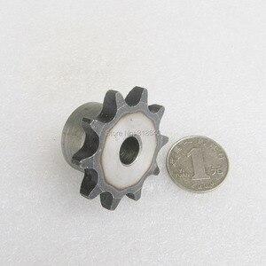 08B 10T 10Teeth Pitch 12.7mm 1