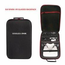 "RCYAGO ""2 in 1"" Backpack For DJI Goggles VR Glasses + For DJI Spark Backpack Drone Shoulder Bag Drone Box Case Accessories"