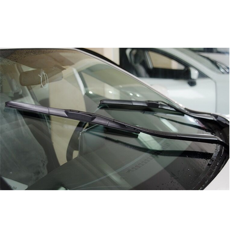 YOUEN Wiper Blades For Honda CR-V CRV 26''17'' 2007 2008 2010 2011 Nature Rubber Auto Car Windshield Windscreen Car Accessories
