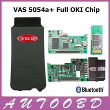 DHL Freeship OKI Full Chip VAS 5054A VAS5054A ODIS V3.0.3 With UDS Protocol VAS5054 Bluetooth V2.2.4 Multi-Languages VAS 5054