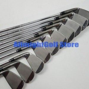 Image 5 - Tacos de golfe HONMA TW737P 3 11.SW Preto ferros De Golfe Ferros clubes Grafite/Aço shaft R/S flex com Barrete