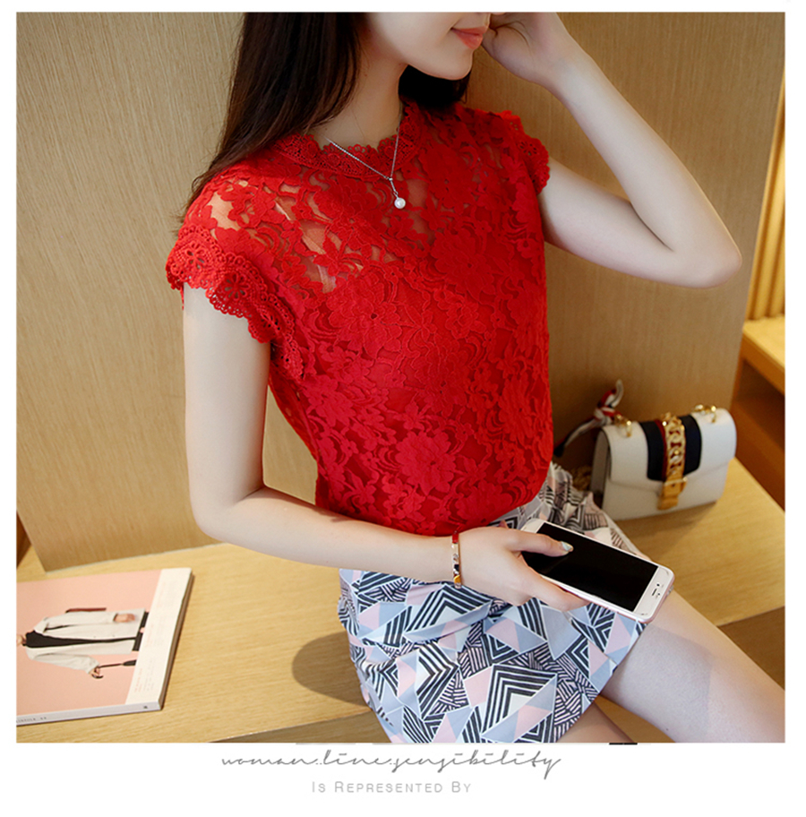2023 lace blouse women (9)