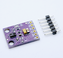 DIYmall RGB Gesture Sensor APDS-9960 ADPS 9960 for Arduino I2C Interface 3.3V Detectoin Proximity Sensing Color