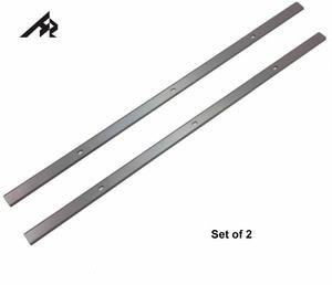 "Image 1 - HZ 2Pcs 13 ""332mm HSS Pialla Lame di coltello per Metabo DH 330, INTERSKOL PC 330/1500 2092933300150, DH316 0911063549"