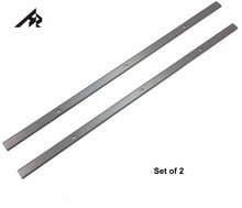 "HZ 2Pcs 13"" 332mm HSS Planer Blades knife for Metabo DH 330, INTERSKOL PC 330/1500 2092933300150, DH316 0911063549"