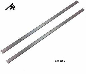 "Image 1 - HZ 2Pcs 13"" 332mm HSS Planer Blades knife for Metabo DH 330, INTERSKOL PC 330/1500 2092933300150, DH316 0911063549"