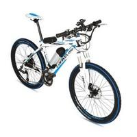 Tb310906/горы Электрический велосипед 36/48v26 дюймовый алюминиевый сплав лития электрический велосипед 27 скорость электромобиля