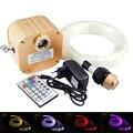 16 W RGBW Twinkle Faseroptik-licht Sterne Decke beleuchtung Kit Gemischt (0,75 + 1,0 + 1,5mm) 335 stränge opticac Faser motor