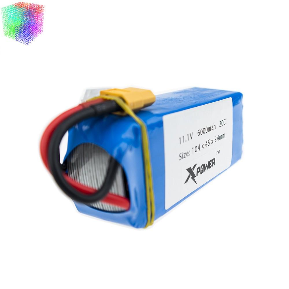 XK X380 lipo battery (10)