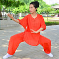 Tai chi clothing women new design tai chi uniform clothes suit ladies elegant kung fu clothes taichi clothing AA506