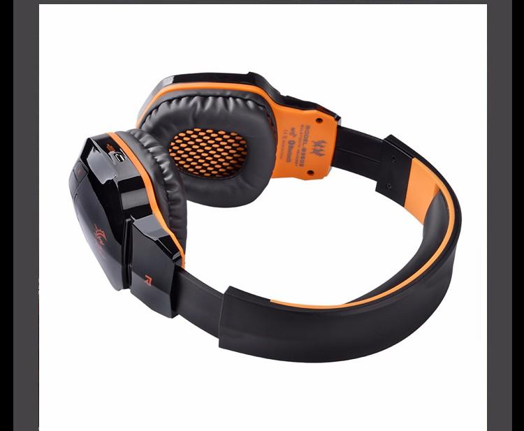 EACH B3505 Wrieless Bluetooth 4.1 Stereo Headphone Headband Earphone Headset with Mic for iPhone 6iPhone6 Plus Samsung (4)