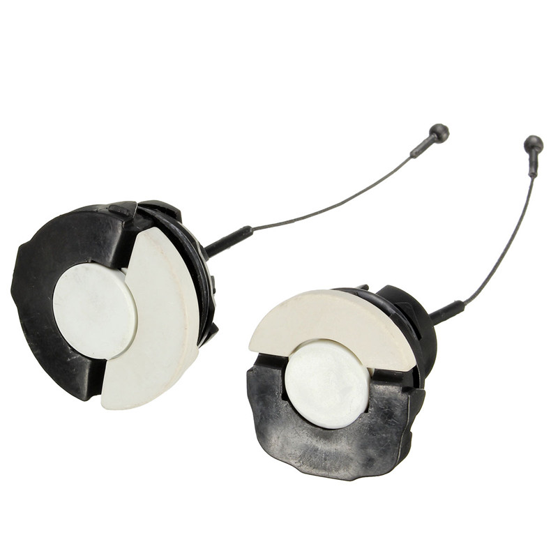 2pcs/Set Fuel Gas Oil Filler Cap For STIHL Chain Saw MS200 MS210 MS230 Durable Practical For The Chainsaw Working