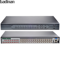 GADINAN AHD NH 1080N 32CH AHD DVR 3 In 1 Hybrid DVR PTZ RS485 And RS