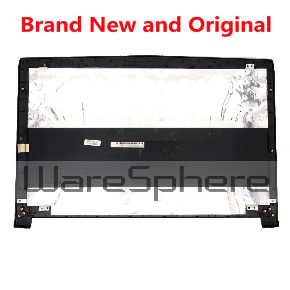 Nouveau couvercle arrière LCD d'origine pour MSI GL62 GP62 3076J3A213P89 3076J3A213 noir avec Logo Dragon rouge