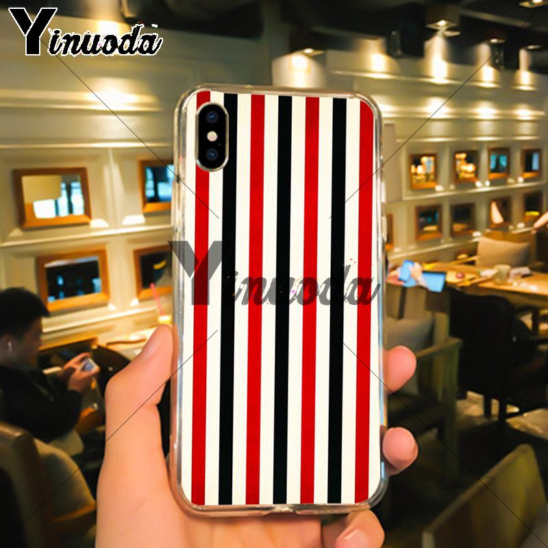Black White Stripes Gold Love (2)