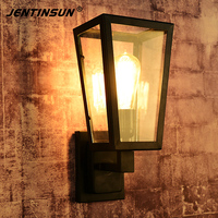 American Vintage E27 Wall Lamp Indoor Outdoor Lighting Bedside Lamps Wall Lights For Home Shipping Without
