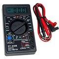 Ac / DC amperímetro voltímetro Ohm Electrical Tester medidor profissional multímetro Digital DT830B