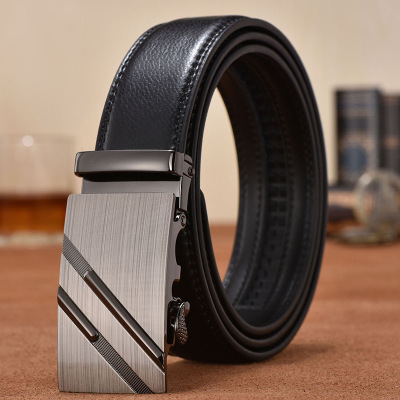 British Style Automatic Metal Belt 5