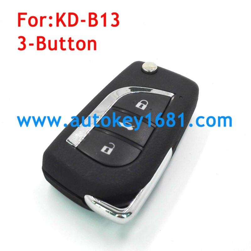 Keydiy insignia con logotipo Remoto Fob emblema 14mm-Ford X 10