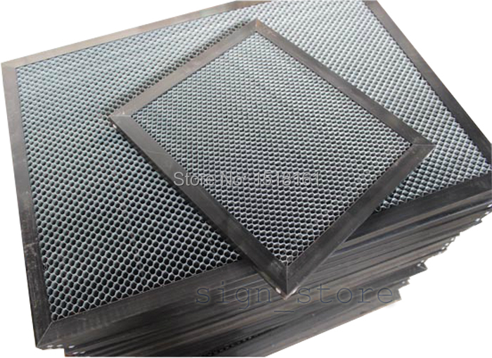 Nid dabeille travail lit Table plate-forme CO2 40 W 50 W Tube Laser graveur Cutter 30x20 cm livraison gratuiteNid dabeille travail lit Table plate-forme CO2 40 W 50 W Tube Laser graveur Cutter 30x20 cm livraison gratuite