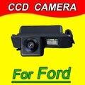 CCD Auto Para Ford Focus Mondeo Kuga s-max coche Fecelift de visión trasera de copia de seguridad aparcamiento revertir la Visión Nocturna de imagen clara a prueba de agua