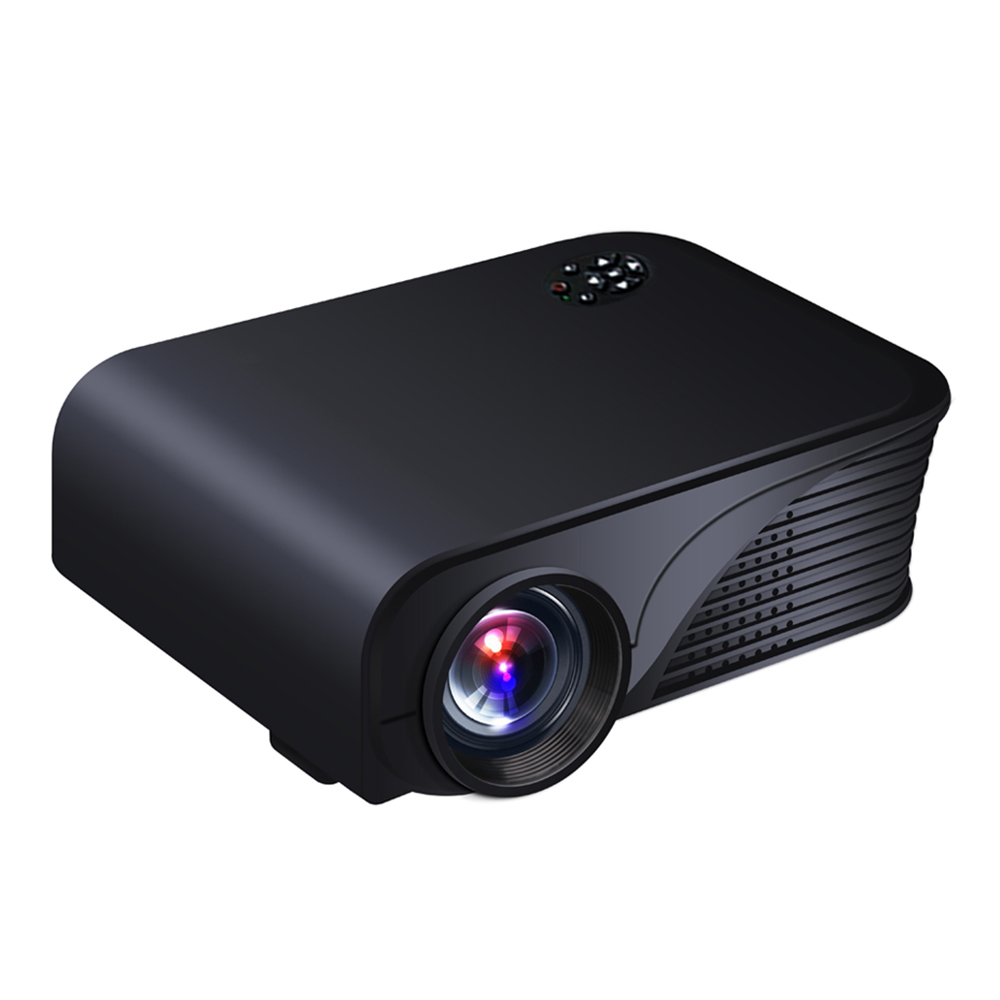 Portable s320 projector smart lcd projector 1800 lumens for Portable lcd projector reviews
