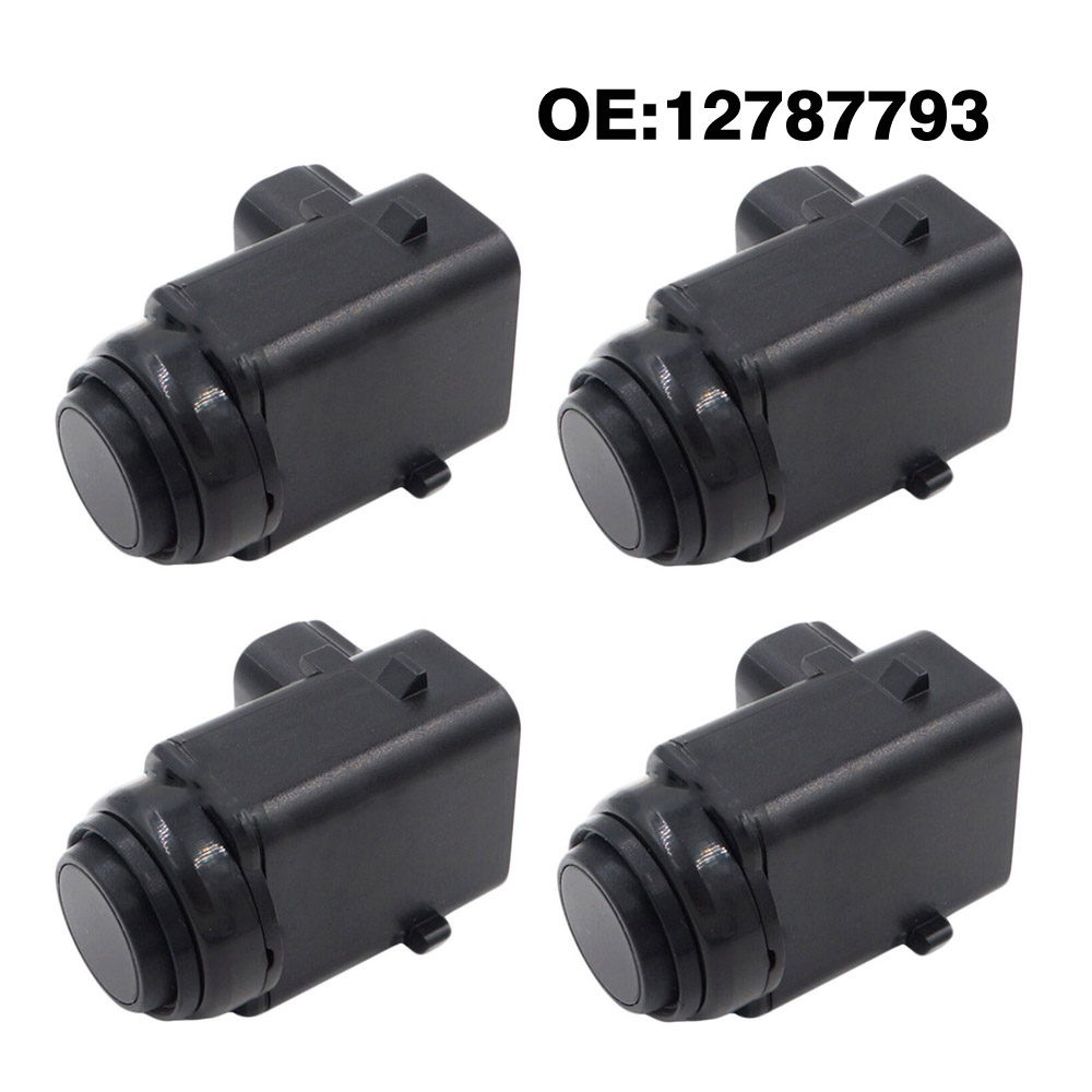 4pcs/lot PDC Parking Sensor 12787793 For Opel Astra G H Corsa For Saab 9-3 Vectra C Vauxhall Astra For Zafira 4pcs 13368131 13242365 100% original parking pdc ultrasonic sensor for opel cruze oe 0263013679 genuine