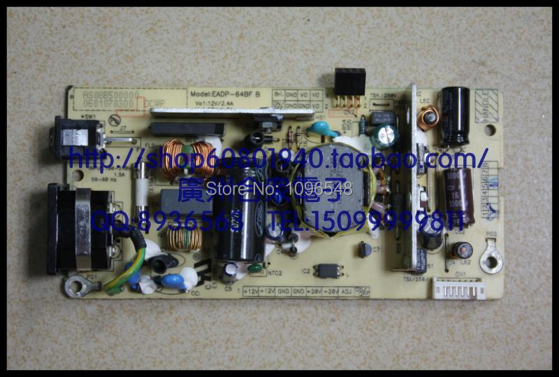 Free Shipping>Original 100% Tested Working M201Un02 VP2130b Power Board EADP-64BF B Inverter Board free shipping original 100% tested working fp222w driver board q22w6 board fp222w board of 4h 03v01 a00 signal