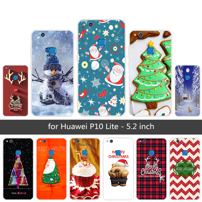 Fundas For Huawei P10 Lite Case 5.2