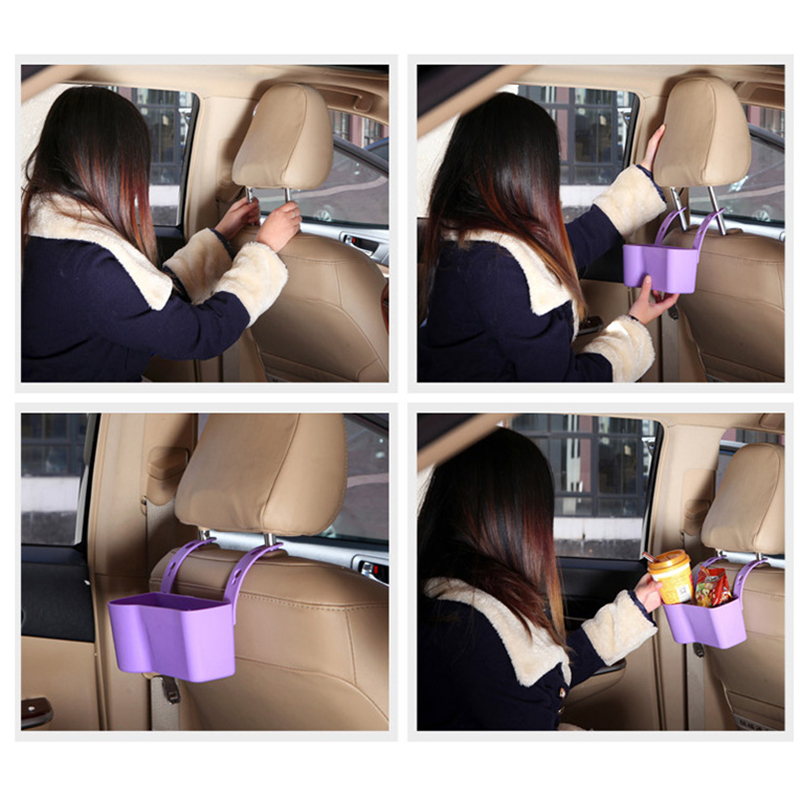 Image 2 - Car Organizer Cup Holder Drinks Holders Car Accessories Multifunction Food Shelves Seat Back Adjustable Automobiles Supplies-in Drinks Holders from Automobiles & Motorcycles