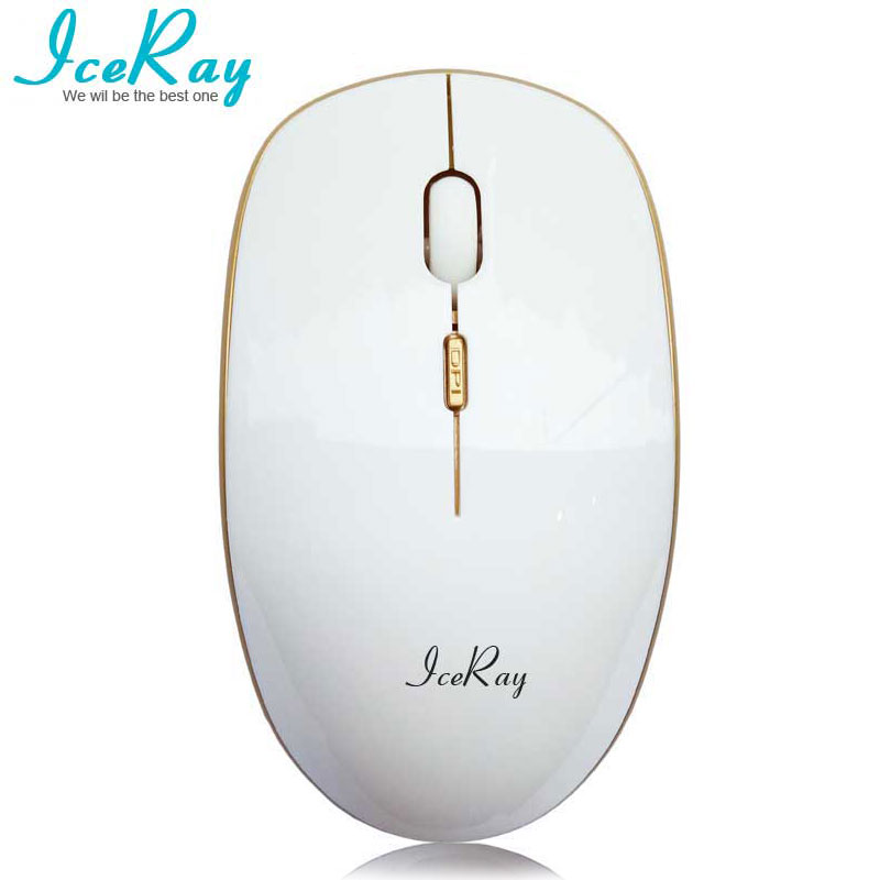 IceRay Quality USB 2.4Ghz Optical Silent Click Noiseless Computer Wireless Mouse For PC Laptop Desktop labtec wireless desktop optical