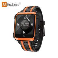 FocusSmart H7 Smart Watch Men Waterproof GPS Smartwatch Android Smart Watch 4G Smartwatch Waterproof Message Call Reminder Ip68