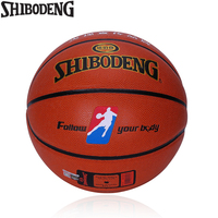 Official Size 7 PU Leather Standard Basketball Indoor Outdoor Mens Basket Ball Training Match Ball Free Net Bag Needle 722