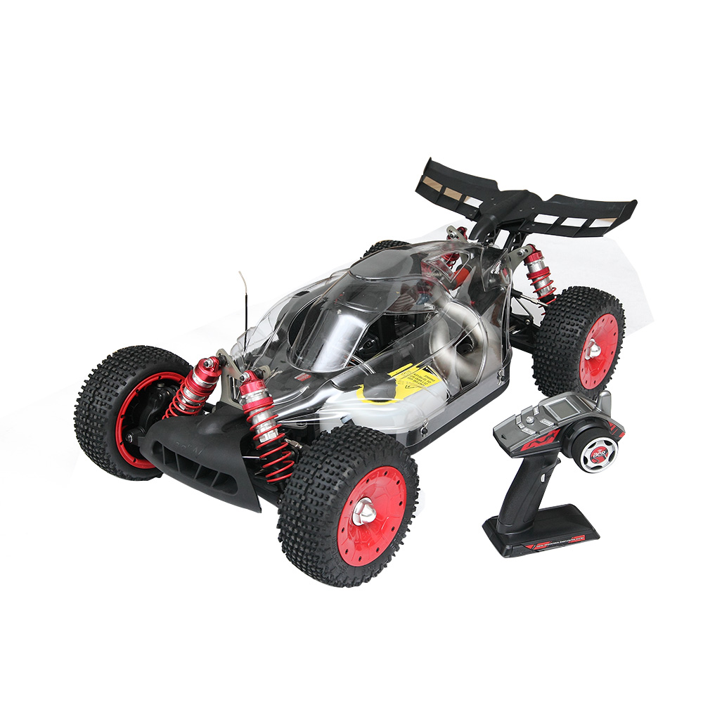 30°N North Latitude 1:5 gasoline remote control model car BWS-5B race racing off-road vehicle