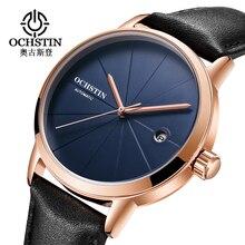 OCHSTIN Top marque de luxe mode automatique montres mécaniques hommes montre Relogio Masculino Sport affaires montre bracelet homme horloge