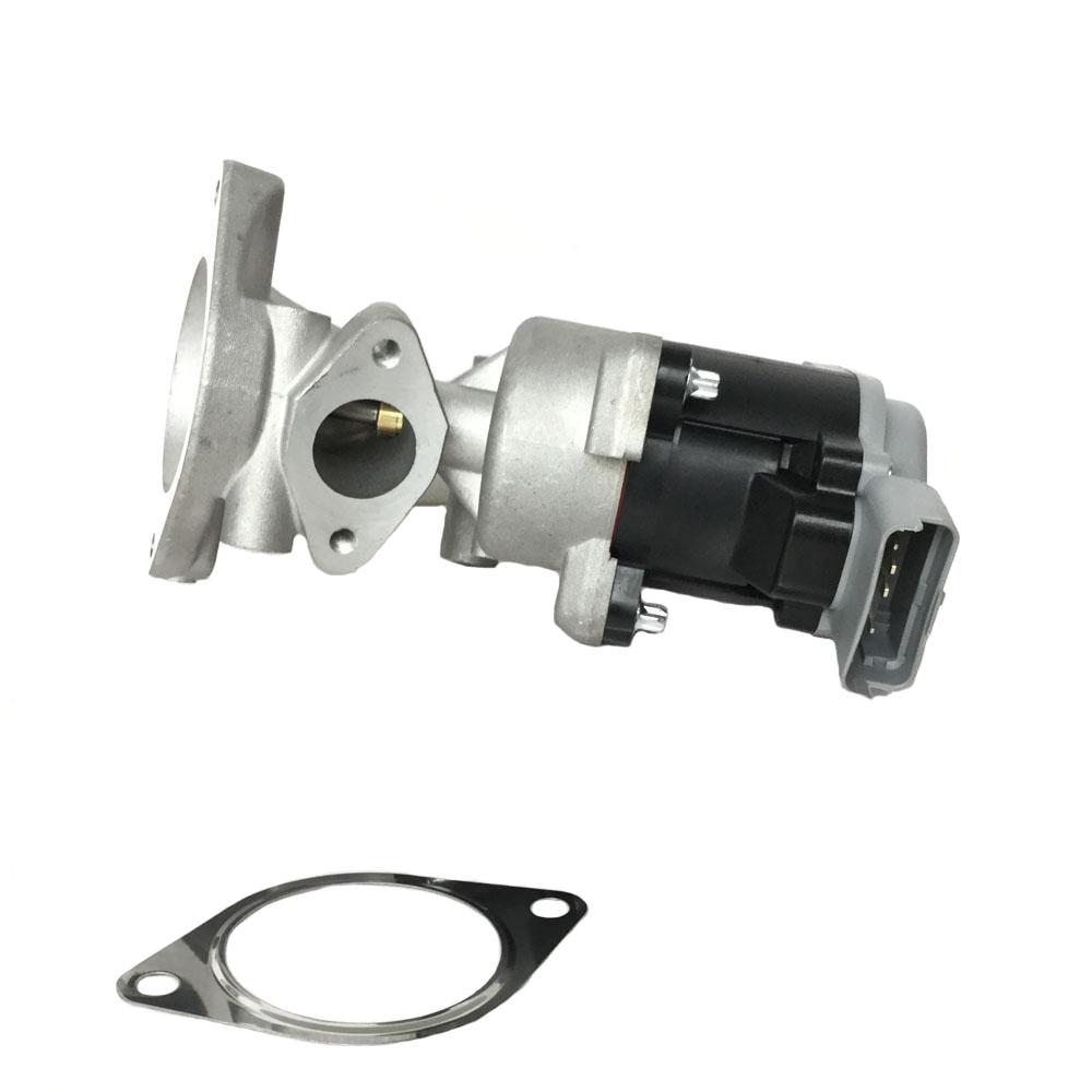 For Citroen C5 C6 Peugeot 407 607 LAND ROVER Discovery JAGUAR 2.7 EGR Valve LR018465 1618.N7 JDE3314 C2C40183 LR006995 1316149