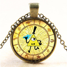 Doctor Who Gravity Falls UNISEX Pendant Necklace
