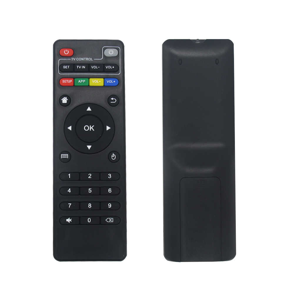 Universal IR Remote Control untuk Android TV Box A95X F3 X2CUBE/Mecool K7/HK1/Z28/T95X/ X96 Mini/AM6 Pengganti Remote Controller