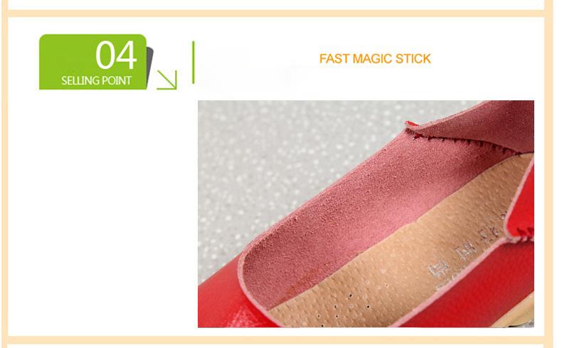AH912 (37) women's loafers shoe