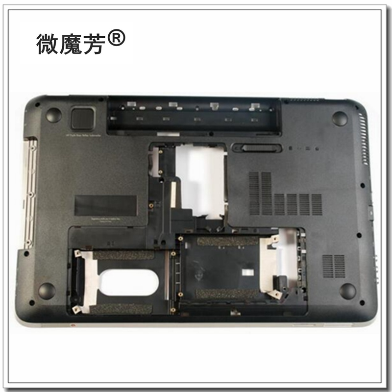 New laptop For HP for Pavilion DV7 DV7-6000 Bottom Base Case Cover 665978-001 D Shell genuine new original bottom shell base cover lower case laptop replacement 665978 001 680944 001 for hp pavilion dv7 dv7 6000