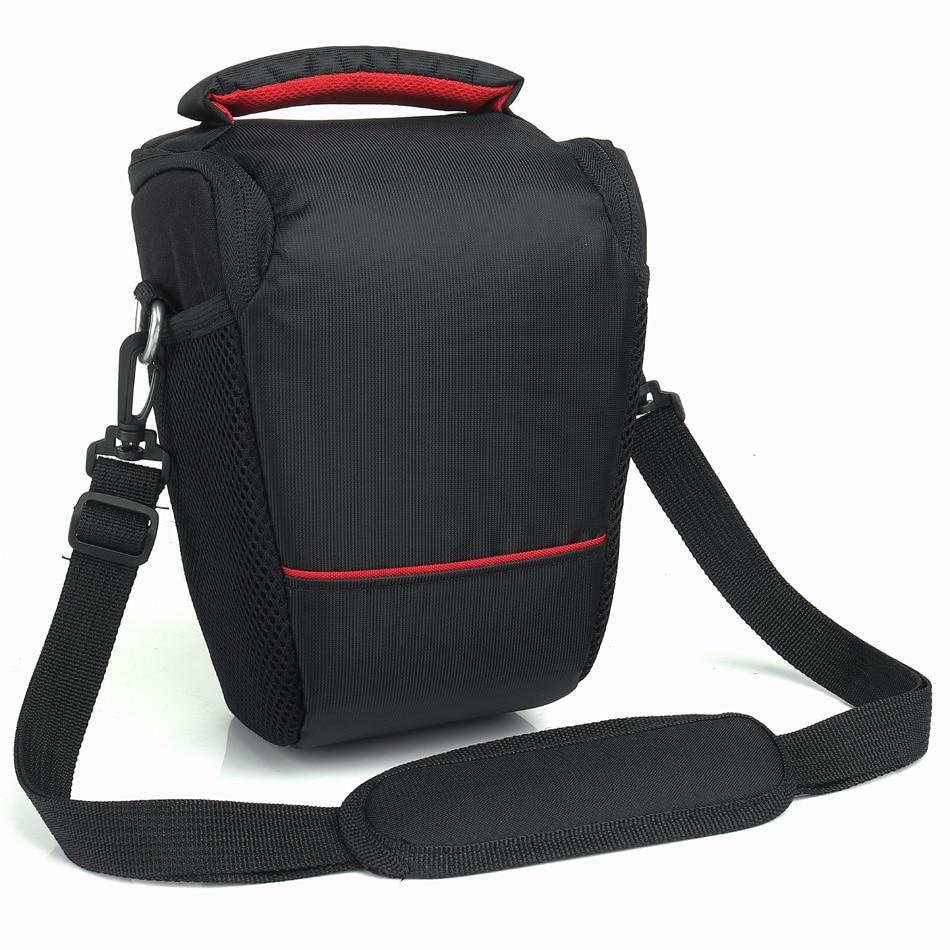 HUWANG DLSR Camera Bag Case For Nikon D5300 D3400 D7200 D7100 D7000 D850 D5600 D5500 D5100 D5000 D3300 D3200 D3100 D750 P900 D90